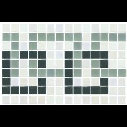 Frise piscine vert nacré 36x23 cm 2003393 Cenefa 21 - unité