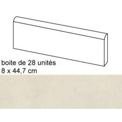 Plinthe intérieur Adele 8x44.7 cm - 12.52mL