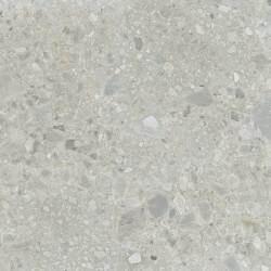 Carrelage gris imitation pierre rectifié 80x80cm HANNOVER STEEL NATURAL - 1.28m²