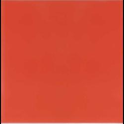 Faience colorée mauve Carpio Rouge brillant ou mat 20x20 cm - 1m²