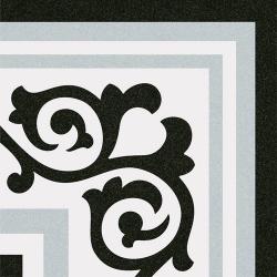 Carrelage imitation ciment 20x20 cm GIBERT-3 ANGLE - 1 unité Vives Azulejos y Gres
