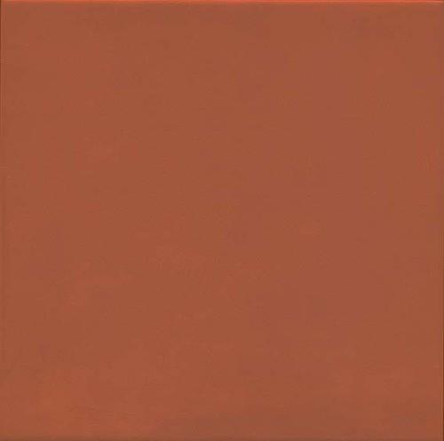 Carrelage uni rouge vieilli 20x20 cm 1900 Rojizo - 1m² - zoom