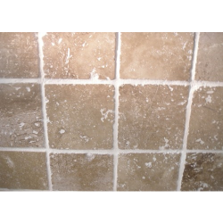 Carrelage pierre Travertin vieilli noce 15x15 cm - 1m² SF
