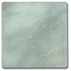 Carrelage pierre Marbre vieilli Afyon White 10x10 cm - 0.5m²