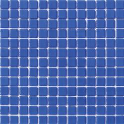 Mosaique piscine unie bleu azur 2003 31.6x31.6 cm - 2m²