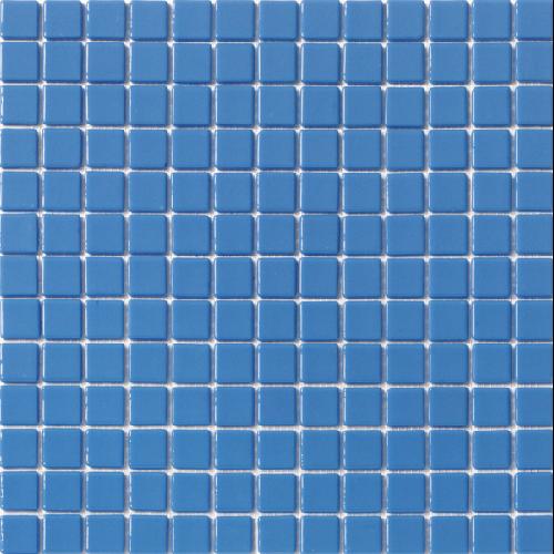 Mosaique piscine unie bleu clair 2005 31.6x31.6 cm - 2 m² AlttoGlass