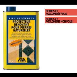 Protecteur rénovant pour pierre naturelle Fila Stoneplus 250 ml