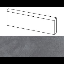 Plinthe intérieur Beton Anthracite 9.4x60 cm - 10.2mL