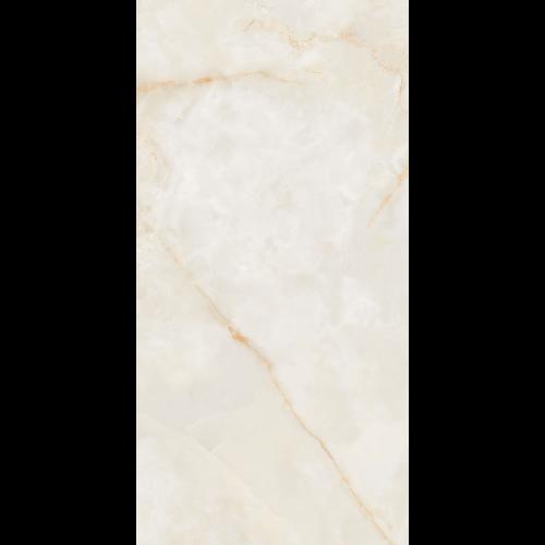 Carrelage rectifié beige clair Alabastro 44.3x89.3 cm - 1.19m² - zoom