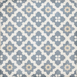 Carrelage style ciment patchwork 20x20 cm ART NOUVEAU ALAMEDA COLOUR 24412 - 1m² - zoom