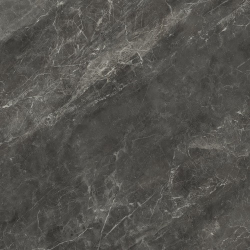 Carrelage marbré rectifié 60x60 cm BALMORAL BLACK brillo R10 - 1.08m² Baldocer