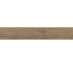 Carrelage parquet rectifié OTAWA NOGAL R10 20x120 cm - 0.96m² Baldocer