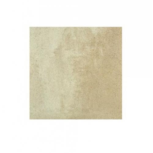 Carrelage pierre reconstituée BASIQUE sable 50x50x2.5 cm - 1m² SAS-SA