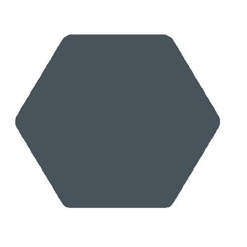 Carrelage tomette bleu 25x29cm TOSCANA AZUL - 1m² - zoom