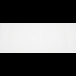 Faience unie Blanco Brillo 20x50 cm - 1m²