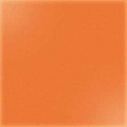 Carreaux 10x10 cm orange brillant ARENARIA CERAME - 1m² CE.SI