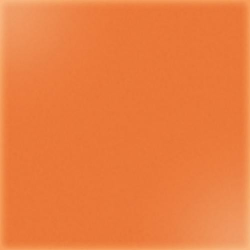 Carrelage uni 20x20 cm orange brillant ARENARIA - 1.4m² CE.SI