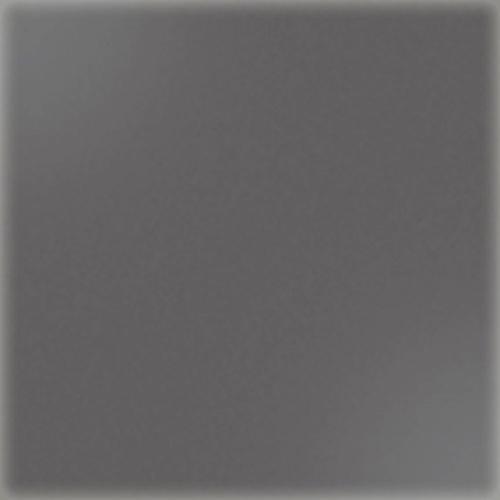 Carrelage uni 20x20 cm gris foncé brillant PIRITE - 1.4m² CE.SI