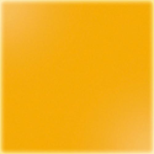 Carrelage uni 20x20 cm orangé brillant ZOLFO - 1.4m² CE.SI