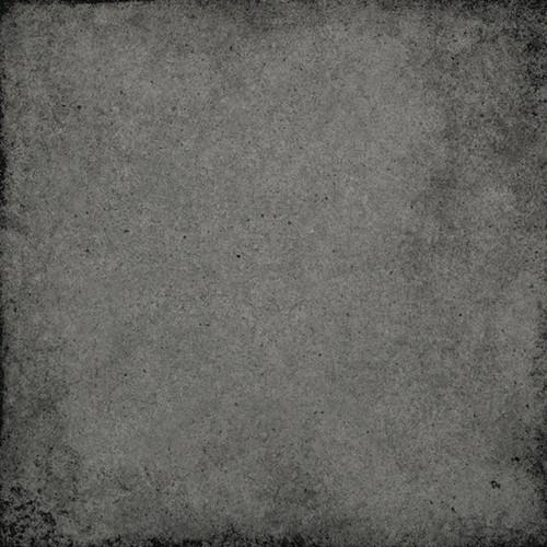 Carrelage uni vieilli gris charbon 20x20 cm ART NOUVEAU CHARCOAL GREY 24398 - 1m² - zoom