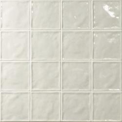 Carrelage effet zellige blanc 15x15 CHIC NEUTRO - 1m²