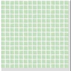 Mosaique piscine Vert amande A48 20x20mm - 2.14m² Ston