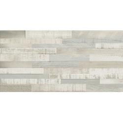 Carrelage imitation bois clair rect 30x60 DECK WISCONSIN SUMMER MIX - 1.08m² Baldocer