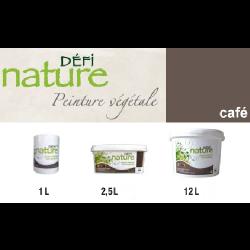Peinture naturelle végétale Café