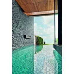 Mosaïque piscine Dégradé Brume 46 - 31.1 x 248,8 cm - vendu au module Onix