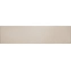 Chevron uni sol ou mur 9x 36cm STROMBOLI BEIGE GOBI 25891 - 0.85m² Equipe