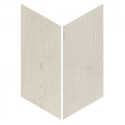 Chevron imitation bois sol ou mur 9x20.5 cm HEXAWOOD GREY - réf. 21653-21654 - 1m²