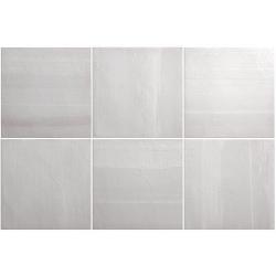 Faience nuancée blanc 20x20 cm CALA DECOR ANTIQUE WHITE 25403 - 1m²