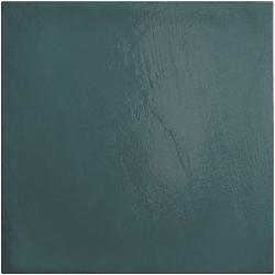 Faience vintage bleue 20x20 cm HABITAT GLACIER 25388 - 1m² Equipe