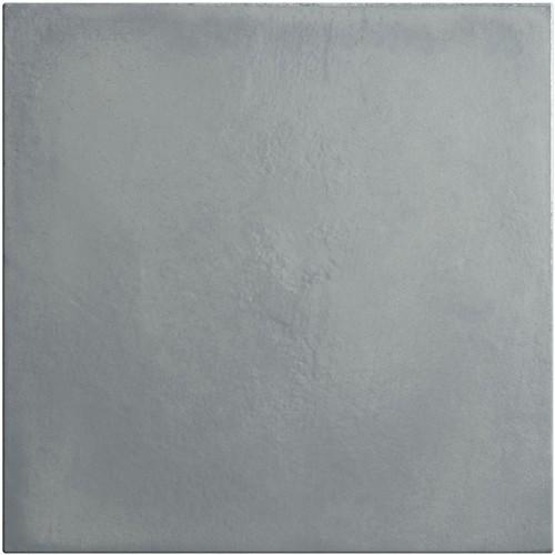 Faience vintage grise 20x20 cm HABITAT SUGAR 25389 - 1m² - zoom