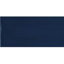Faience effet zellige bleu nuit 6.5x13.2 VILLAGE ROYAL BLUE 25572 - 0.5 m² Equipe