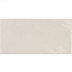 Faience effet zellige gris 6.5x13.2 VILLAGE SILVER MIST 25582 -0.5 m² Equipe