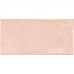 Faience effet zellige rose 6.5x13.2 VILLAGE ROSE GOLD 25583 - 0.5m² Equipe