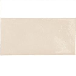 Faience effet zellige beige 6.5x13.2 VILLAGE MUSHROOM 25586- 0.5m² Equipe