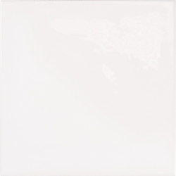 Faience effet zellige blanche 13.2x13.2 VILLAGE WHITE 25599 - 1 m² Equipe