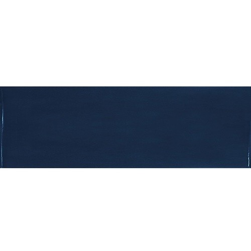 Esprit zellige Faience effet zellige bleu nuit 6.5x20 VILLAGE ROYAL BLUE 25630 - 0.5m² - As de ...