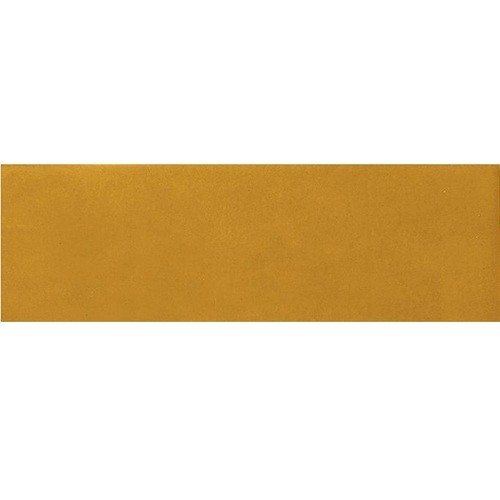 Faience effet zellige doré 6.5x20 VILLAGE TUSCANY GOLD 25632 - 0.5 m² - zoom