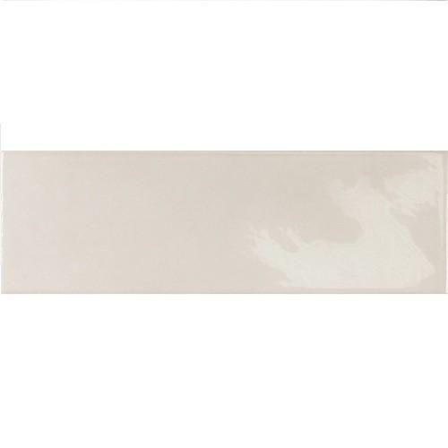 Faience effet zellige gris 6.5x20 VILLAGE SILVER MIST 25634 - 0.5m² Equipe