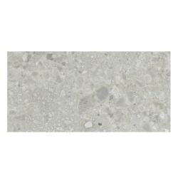 Carrelage satiné style pierre rectifié 40x80cm HANNOVER STEEL NATURAL R10 - 1.28m²