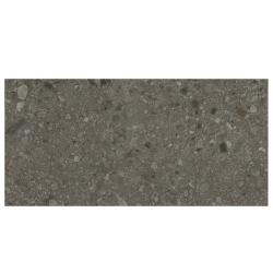 Carrelage mat style pierre 60x120cm HANNOVER BLACK R10 - 1.44m²