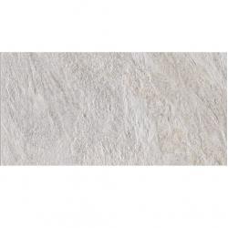 Carrelage effet pierre Quarzite blanc nuancé STONE-D Bianca 30x60 cm rect. - 1.44m² ItalGraniti