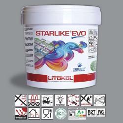 Litokol Starlike EVO Ardesia C.130 Mortier époxy - 5 kg Litokol
