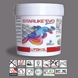 Litokol Starlike EVO Nero grafite C.140 Mortier époxy - 5 kg Litokol