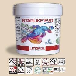 Litokol Starlike EVO Sabbia C.208 Mortier époxy - 5 kg Litokol