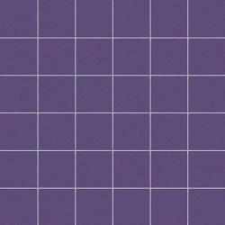 Mosaique 5x5 sur trame 30x30 cm LITIO - 1m²
