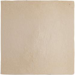 Carrelage dénuancé blanc 13.2x13.2 cm MAGMA SAHARA 24969 - 1m² Equipe